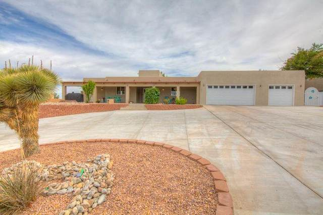 1511 Drake Road SW, Los Lunas, NM 87031 (MLS #998256) :: Campbell & Campbell Real Estate Services
