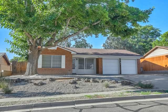 11505 Riviera Road NE, Albuquerque, NM 87111 (MLS #998265) :: Campbell & Campbell Real Estate Services