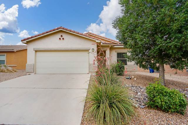 3335 Prairie Ridge Street SW, Los Lunas, NM 87031 (MLS #998268) :: Campbell & Campbell Real Estate Services