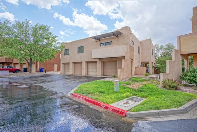4801 Irving Boulevard NW #3104, Albuquerque, NM 87114 (MLS #998271) :: Campbell & Campbell Real Estate Services