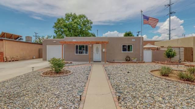 1345 Boatright Drive NE, Albuquerque, NM 87112 (MLS #998273) :: Campbell & Campbell Real Estate Services