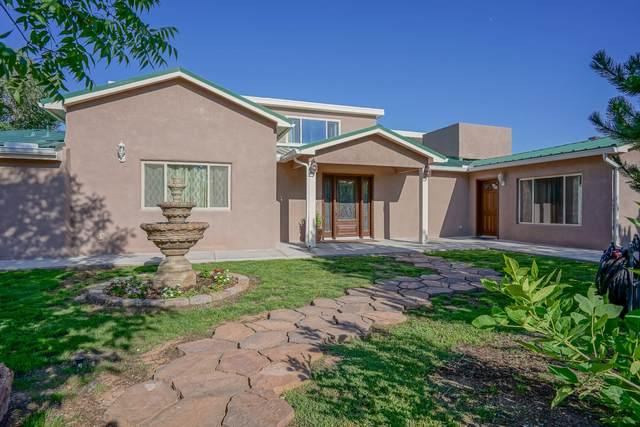7909 Rio Grande Boulevard NW, Los Ranchos, NM 87114 (MLS #998277) :: Campbell & Campbell Real Estate Services