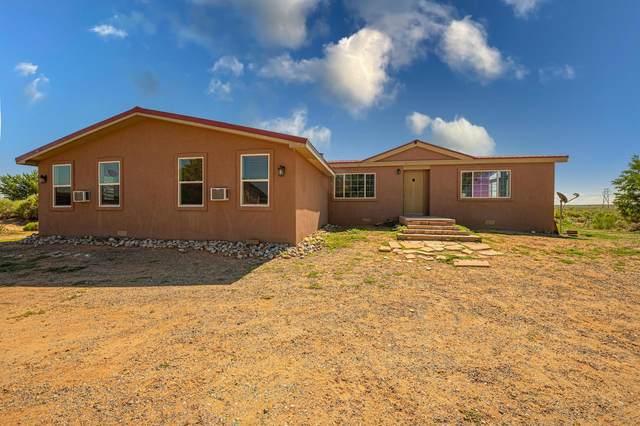 32 Espejo Road, Los Lunas, NM 87031 (MLS #998281) :: Campbell & Campbell Real Estate Services