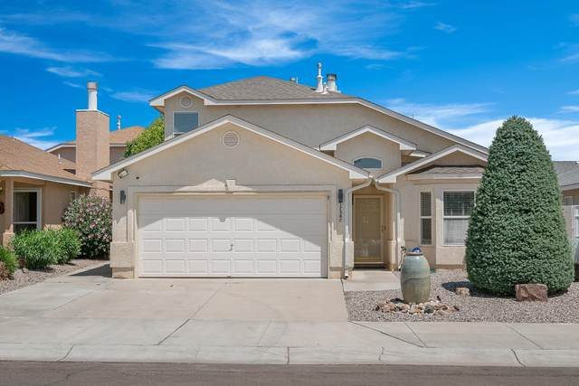 1738 Vasilion Place NW, Albuquerque, NM 87120 (MLS #998290) :: Campbell & Campbell Real Estate Services