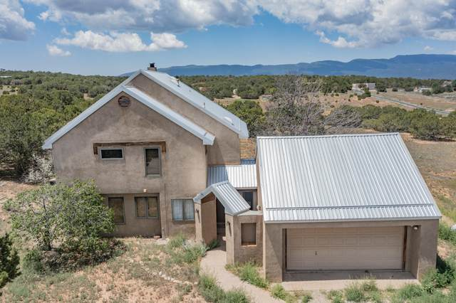 35 Torries Pine Road, Sandia Park, NM 87047 (MLS #998292) :: Campbell & Campbell Real Estate Services