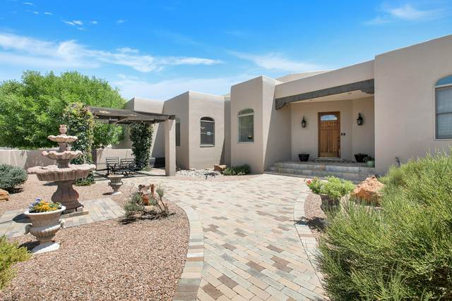 2140 Gazelle Road NE, Rio Rancho, NM 87124 (MLS #998304) :: Campbell & Campbell Real Estate Services