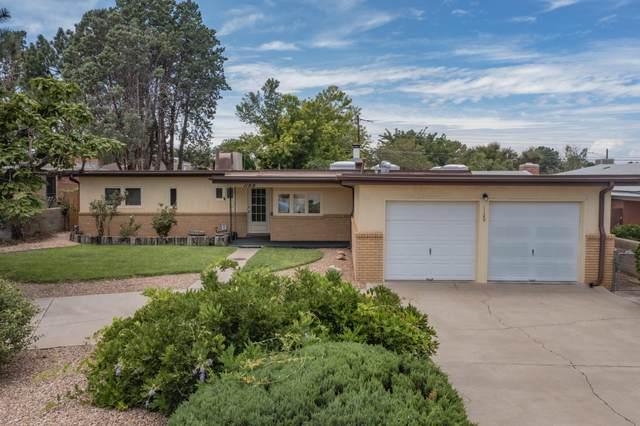 1109 Kentucky Street NE, Albuquerque, NM 87110 (MLS #998311) :: Campbell & Campbell Real Estate Services