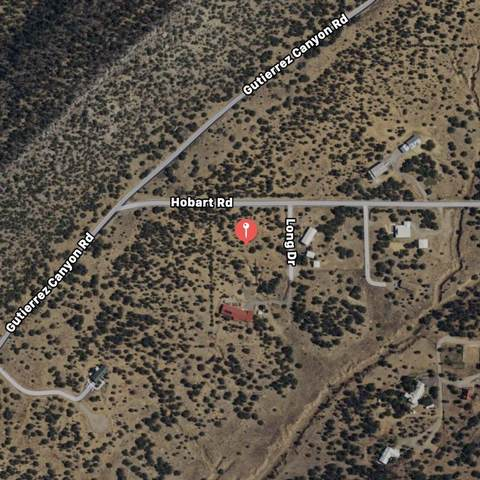 Hobart Road, Tijeras, NM 87059 (MLS #998336) :: Campbell & Campbell Real Estate Services