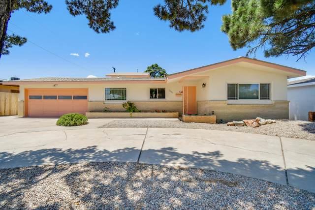 1005 San Pablo Street NE, Albuquerque, NM 87110 (MLS #998503) :: Campbell & Campbell Real Estate Services