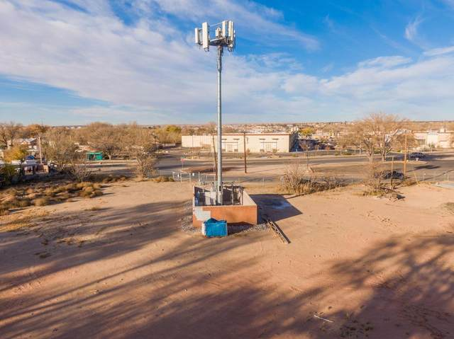 144 40th Street SW, Albuquerque, NM 87105 (MLS #998553) :: Campbell & Campbell Real Estate Services