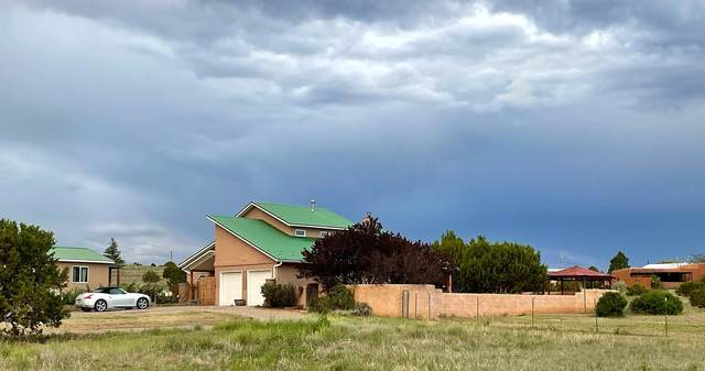 40 Taft Road, Sandia Park, NM 87047 (MLS #998583) :: Campbell & Campbell Real Estate Services