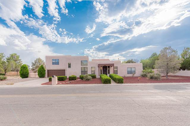 618 Frederico Boulevard, Rio Communities, NM 87002 (MLS #998640) :: Campbell & Campbell Real Estate Services