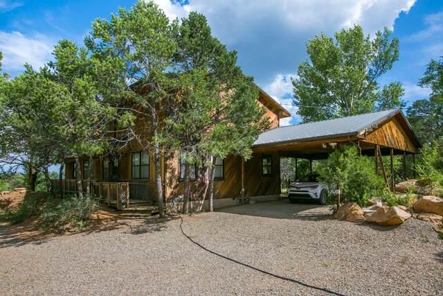 28 Sierra Blanca Road, Cedar Crest, NM 87008 (MLS #998804) :: Sandi Pressley Team