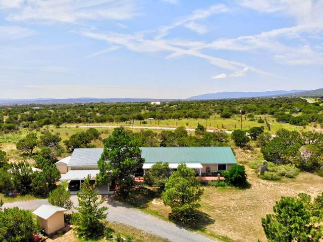 860 Nm-344, Edgewood, NM 87015 (MLS #999023) :: Campbell & Campbell Real Estate Services