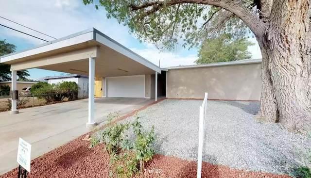 1824 Pitt Street NE, Albuquerque, NM 87112 (MLS #999184) :: The Buchman Group