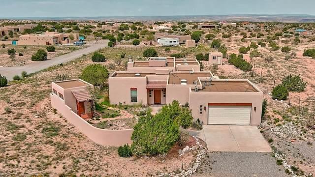25 Llano Del Norte, Placitas, NM 87043 (MLS #999220) :: Campbell & Campbell Real Estate Services