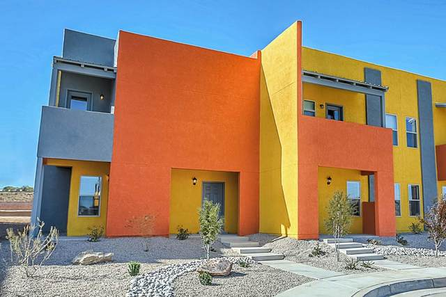 1544 Domino Drive SE, Albuquerque, NM 87123 (MLS #999264) :: Campbell & Campbell Real Estate Services