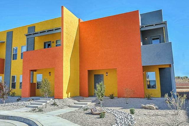 1528 Domino Drive SE, Albuquerque, NM 87123 (MLS #999266) :: Campbell & Campbell Real Estate Services