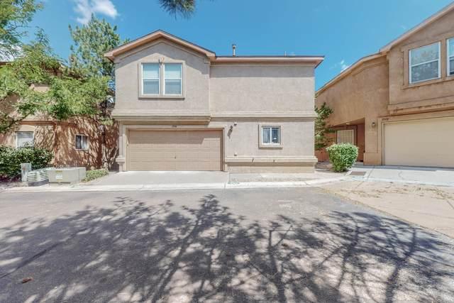 3316 Mountainside Parkway NE, Albuquerque, NM 87111 (MLS #999276) :: Keller Williams Realty