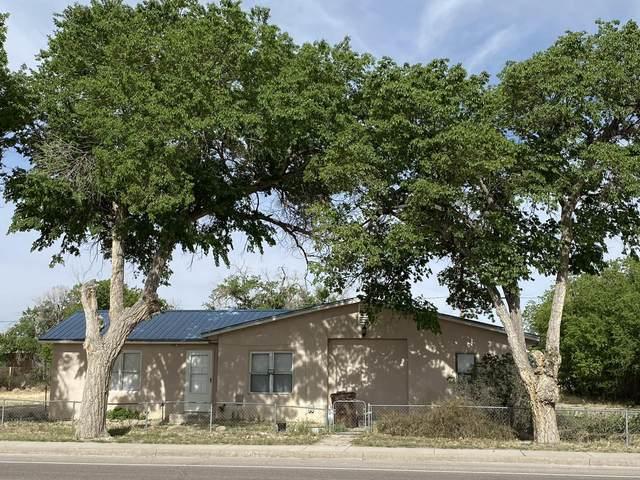 609 5TH Street, Estancia, NM 87016 (MLS #999287) :: Berkshire Hathaway HomeServices Santa Fe Real Estate