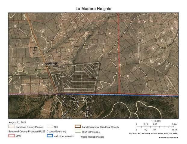 Canon Escondido, Sandia Park, NM 87047 (MLS #999355) :: Campbell & Campbell Real Estate Services