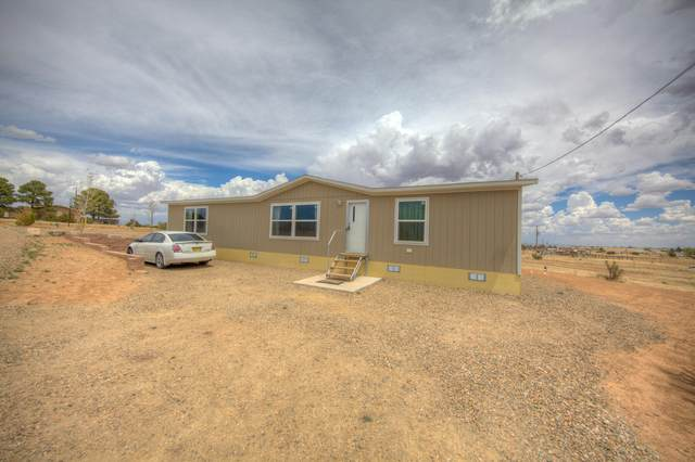 85 Quail Trail, Edgewood, NM 87015 (MLS #999517) :: Campbell & Campbell Real Estate Services