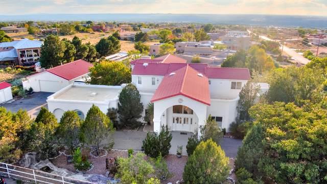 9520 Modesto Avenue NE, Albuquerque, NM 87122 (MLS #999532) :: Campbell & Campbell Real Estate Services