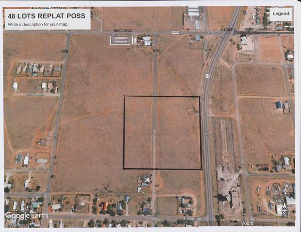 6TH ST./LAHAINA/KOHALA, Moriarty, NM 87035 (MLS #999584) :: Campbell & Campbell Real Estate Services