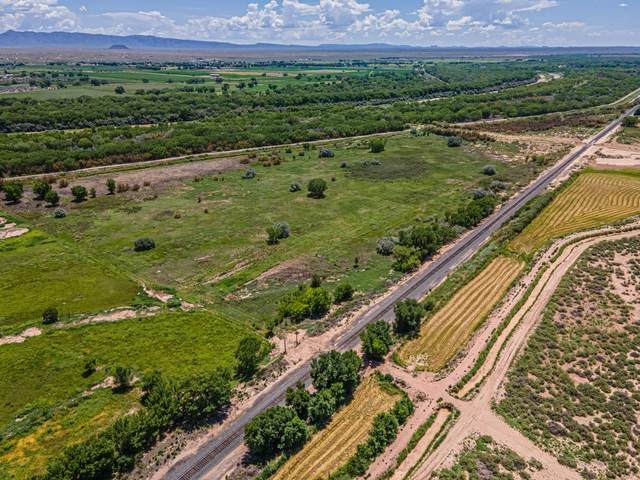 Off Highway 116 #2, Bosque, NM 87006 (MLS #999763) :: Campbell & Campbell Real Estate Services
