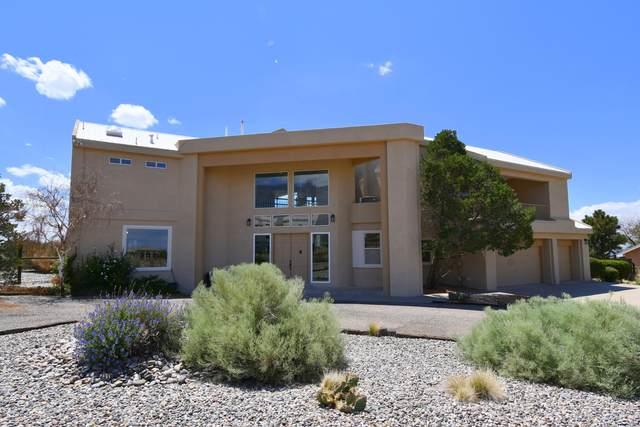 9770 Elena Drive NE, Albuquerque, NM 87122 (MLS #999877) :: HergGroup Albuquerque