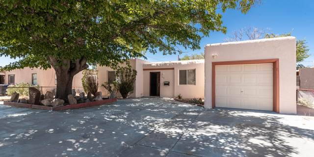 415 San Pablo Street NE, Albuquerque, NM 87108 (MLS #999885) :: Campbell & Campbell Real Estate Services