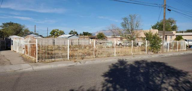 Prospect Avenue NW, Albuquerque, NM 87102 (MLS #999918) :: Campbell & Campbell Real Estate Services