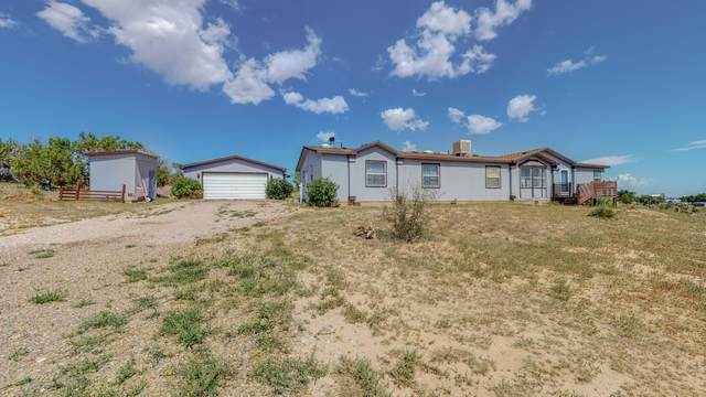9 Prairie Moon Road, Edgewood, NM 87015 (MLS #1000028) :: Campbell & Campbell Real Estate Services