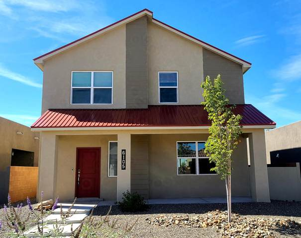 6105 Motherwell Drive SE, Albuquerque, NM 87105 (MLS #1000222) :: Campbell & Campbell Real Estate Services