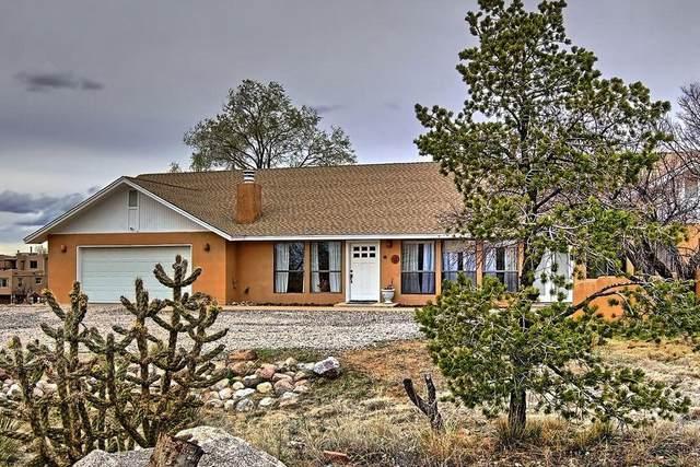 11401 Oakland Avenue NE, Albuquerque, NM 87122 (MLS #1000373) :: Campbell & Campbell Real Estate Services