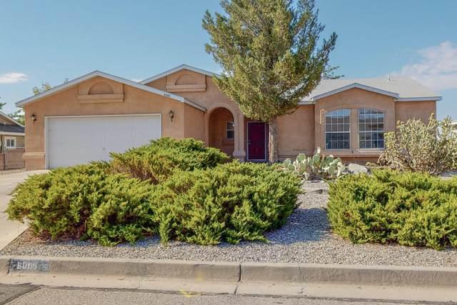 6086 Jack Rabbit Road NE, Rio Rancho, NM 87144 (MLS #1000404) :: The Buchman Group