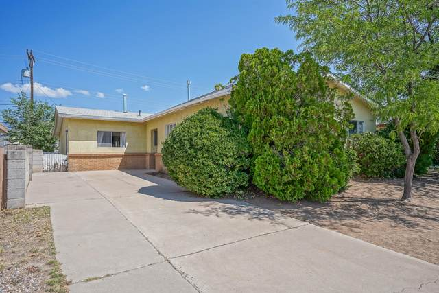 11505 Bellamah Avenue NE, Albuquerque, NM 87112 (MLS #1000477) :: The Buchman Group