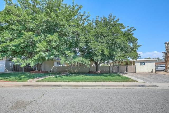 2614 Gretta Street NE, Albuquerque, NM 87112 (MLS #1000645) :: Keller Williams Realty