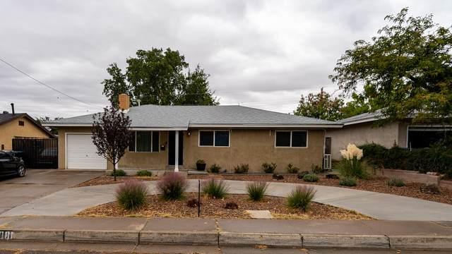 6001 Alta Monte Avenue NE, Albuquerque, NM 87110 (MLS #1000671) :: Keller Williams Realty