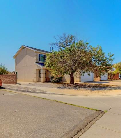 7908 Tiffany Road SW, Albuquerque, NM 87121 (MLS #1000674) :: The Shear Team