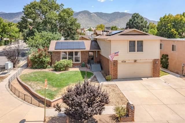 5312 Camino Sandia NE, Albuquerque, NM 87111 (MLS #1000720) :: Campbell & Campbell Real Estate Services