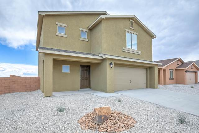 2321 Isabella Lane, Belen, NM 87002 (MLS #1000785) :: Campbell & Campbell Real Estate Services
