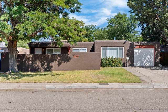 1836 Lester Drive NE, Albuquerque, NM 87112 (MLS #1001018) :: Campbell & Campbell Real Estate Services