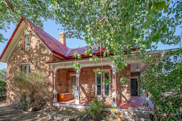 1023 2ND Street SW, Albuquerque, NM 87102 (MLS #1001094) :: The Buchman Group