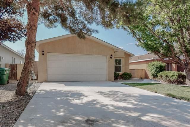 3033 Solano Meadows Drive NE, Rio Rancho, NM 87144 (MLS #1001198) :: The Buchman Group