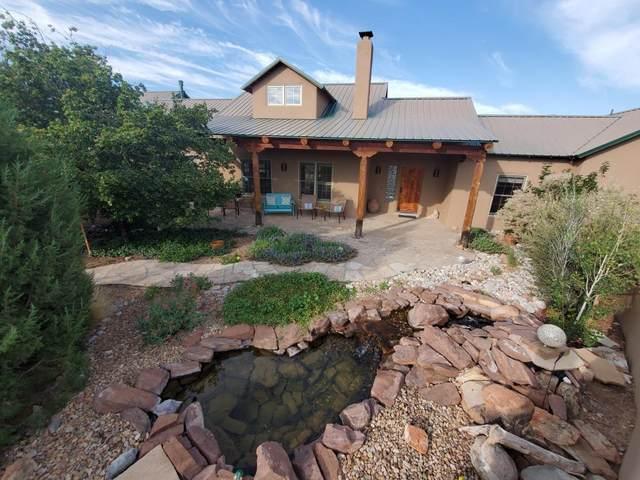 2 Luna Azul, Sandia Park, NM 87047 (MLS #1001230) :: Keller Williams Realty