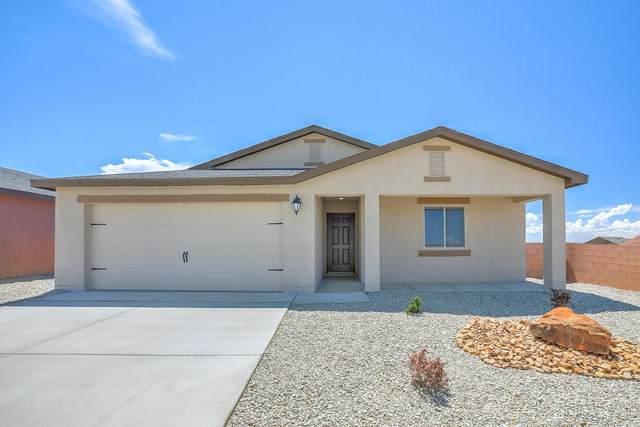 1702 Adelaide Lane, Belen, NM 87002 (MLS #1001235) :: Campbell & Campbell Real Estate Services