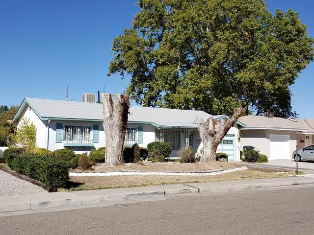 2813 Valencia Drive NE, Albuquerque, NM 87110 (MLS #1001648) :: The Buchman Group