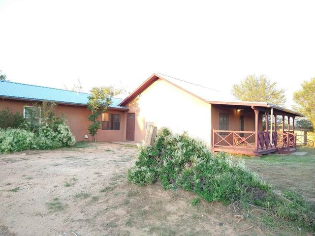 204 Acoma Street, Mountainair, NM 87036 (MLS #1001758) :: Campbell & Campbell Real Estate Services