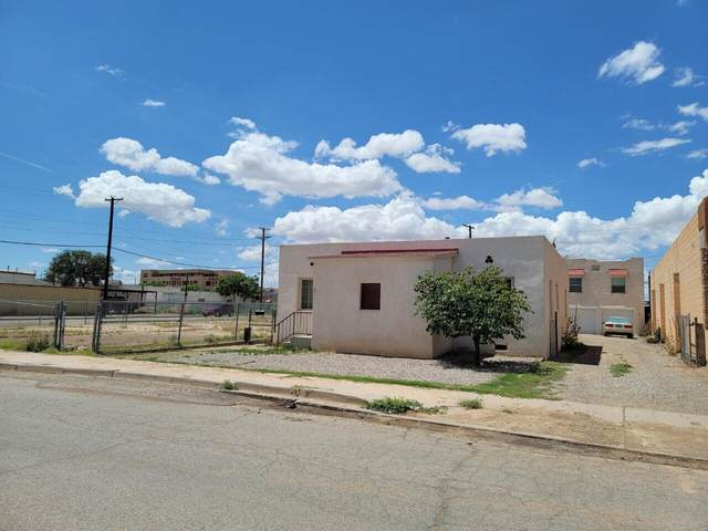 207 N 7th Street, Belen, NM 87002 (MLS #1001783) :: Campbell & Campbell Real Estate Services
